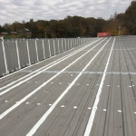 Freds grocery and retail store commercial roofing system by TSCR