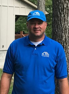 Jason Mazzanti, owner of Tri-State Commercial Roofing, Lebanon TN