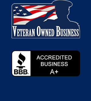 veteran owned business bbb accredited business
