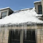 Winter Roof concern; Ice Dam