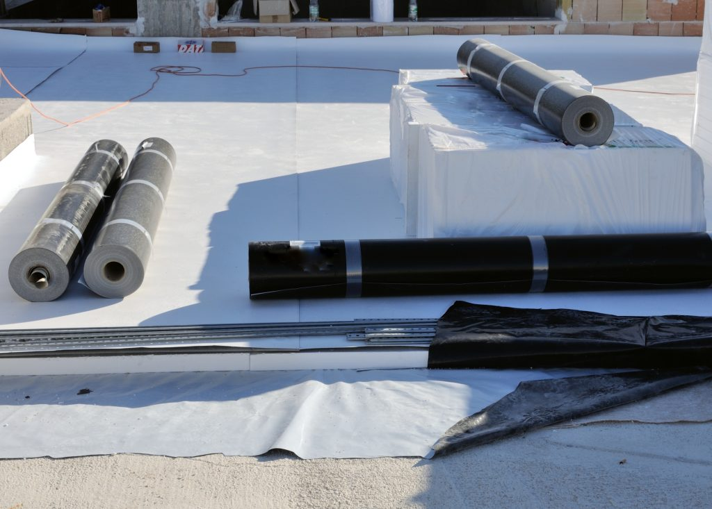 Commercial Roof Waterproofing to prevent water damage